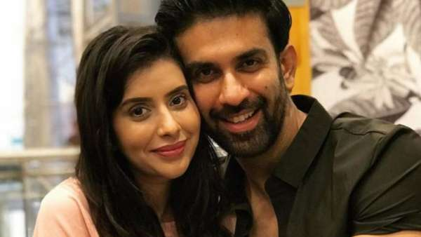 Charu Asopa Reacts To Rajeev Sen's Statement