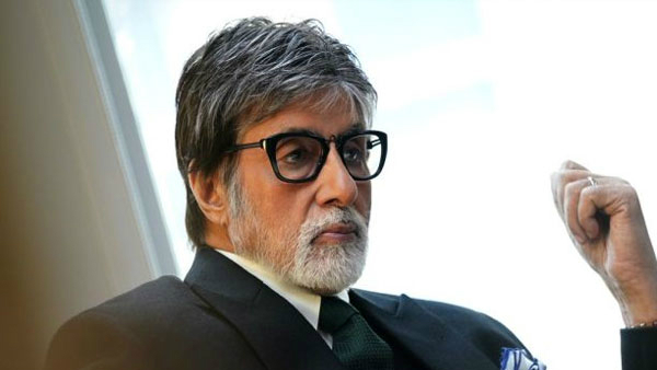 Earlier, Amitabh Had Expressed His Gratitude Towards His Fans And Well-Wishers