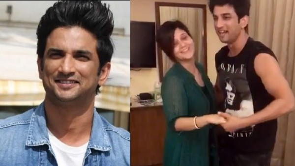 Swastika Mukherjee Shares Unseen Video With Sushant
