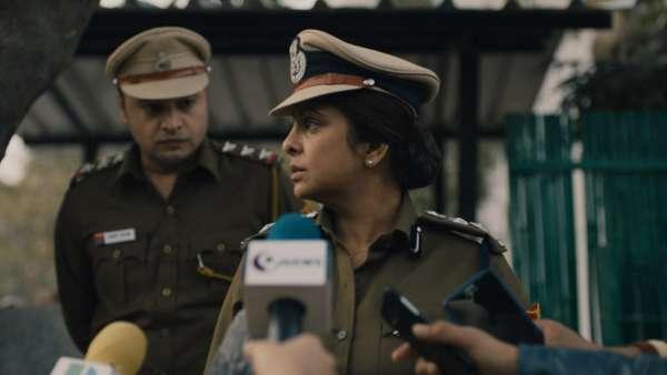 Delhi Crime (Netflix)