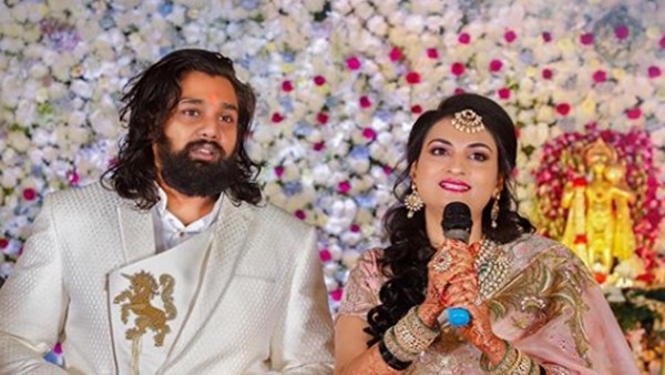 Dhruva Sarja & His Wife Test Positive For COVID-19; Actor Confirms On Twitter