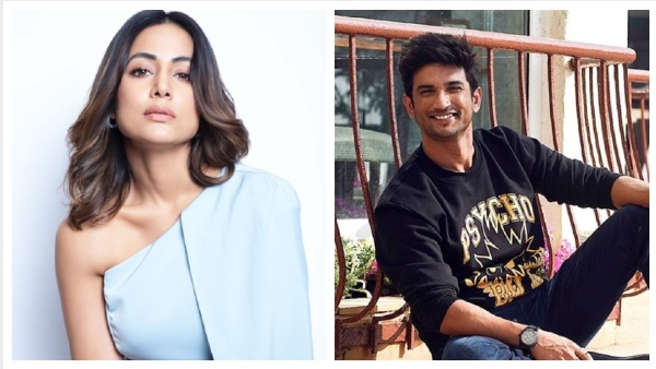 Hina Khan Reveals Sushant Singh's Journey Inspired Her A Lot