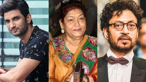 After Sushant Singh Rajput, Irrfan Khan And Saroj Khan's Instagram Profiles Memorialised