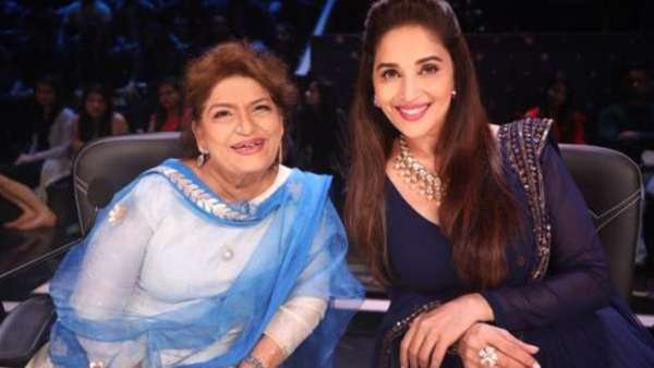 Saroj Khan's Last Song Was Choreographed For Madhuri Dixit In Kalank