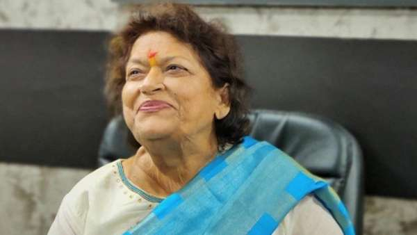 Saroj Khan's Last Instagram Post Was An Emotional Tribute To Sushant Singh Rajput