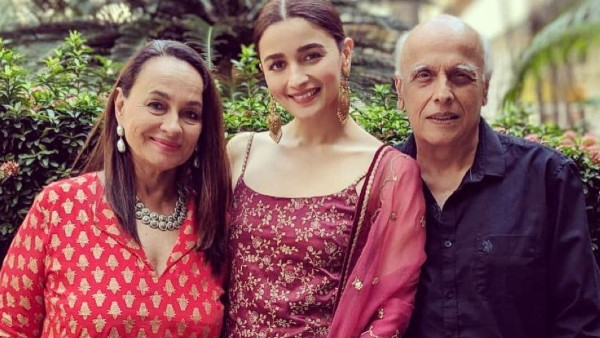 Meanwhile, The Bhatt Family Has Been At The Receiving End Of The Netizens' Wrath Post Sushant Singh Rajput's Demise