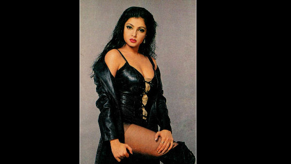 Bollywood Siren Mamta Kulkarni's Controversial Life To Be Made Into A Movie By Nikhil Dwivedi