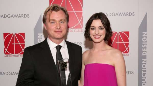 Spokesperson Snubs Anne Hathaways Claim About Christopher Nolan Not Allowing Chairs On His Sets