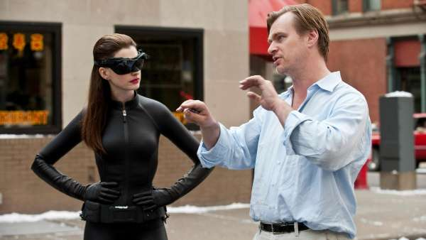 Anne Hathaway On Christopher Nolan