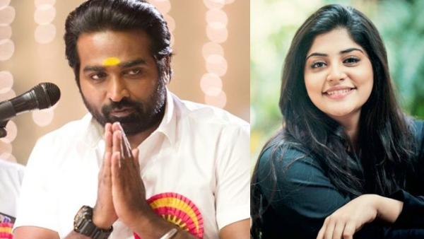 REVEALED: Manjima Mohan's Role In Vijay Sethupathi's Tughlaq Durbar