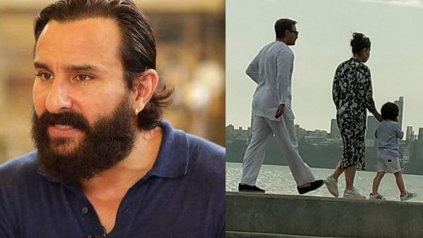 ALSO READ: Saif Ali Khan Reacts To Getting Trolled For Strolling At Marine Drive With Taimur Without Masks