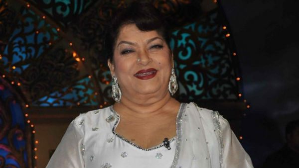 Unknown Facts About Saroj Khan: Did You Know She Choreographed Her First Song At The Age Of 14?
