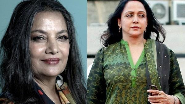 Shabana Azmi, Hema Malini Upset With Government Guidelines Barring Actors Above 65 Years To Shoot