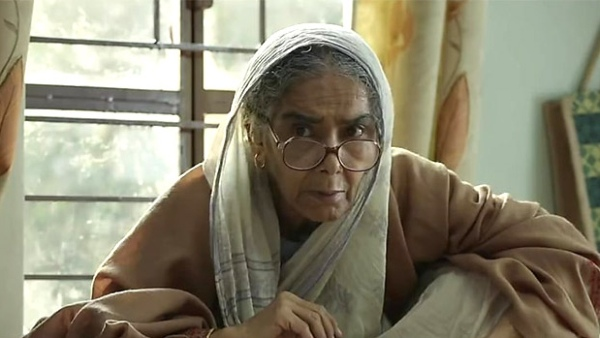 Surekha Sikri On Senior Citizens Not Being Allowed To Shoot: Impossible For Me To Be Atma Nirbhar