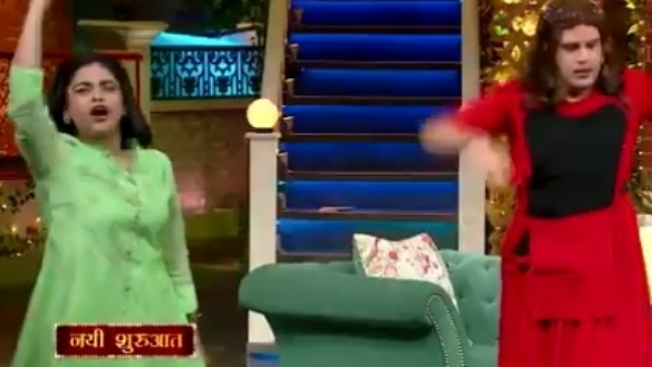 Kapil's Team Ask Him To Restart The Show