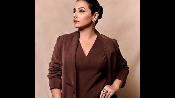 Vidya Balan Says She Has Been Working With A Healer For A Few Years Now