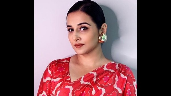 Vidya Balan Opens Up About Her Journey To Self-Acceptance