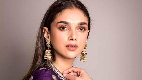 Aditi Rao Hydari Reveals She Was Anxious And Swimming In Tears During Lockdown