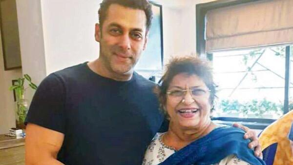Saroj Prayed For Salman A Week Before Getting Hospitalized