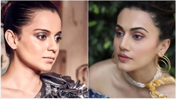 Kangana Ranaut's Team Attacks Taapsee Pannu