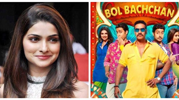 Ajay Corrected By Prachi In 8 Years Of Bol Bachchan Post