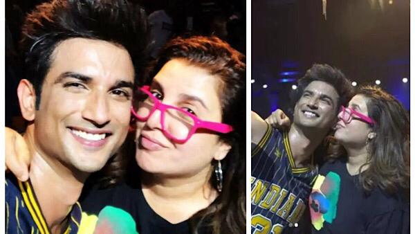 Farah Khan Shares Making Of Dil Bechara's Title Track; 'Glimpse Of Sushant Singh Rajput's Hard Work'