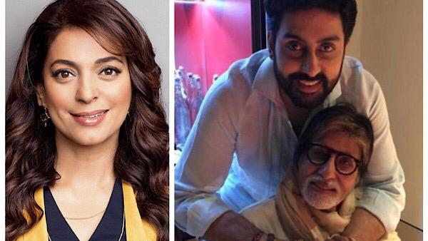 Juhi Chawla Explains Her 'Amitabh, Abhishek, Ayurveda' Tweet, Says It Wasn't A Typo