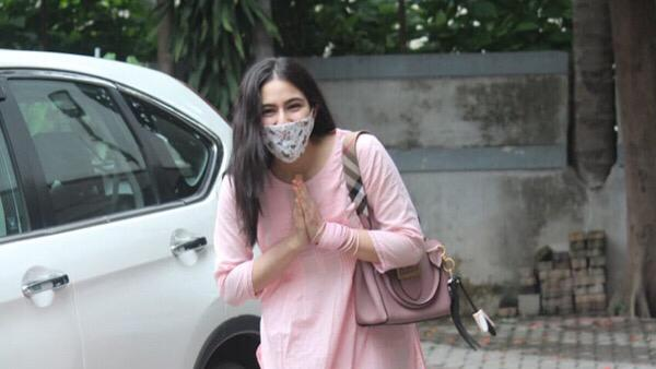 Sara Ali Khan's Driver Tests Positive For COVID-19
