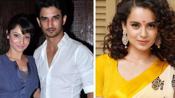 Kangana Had Quoted Ankita And Painted A Different Picture Of Sushant