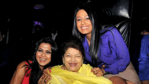 Kashmera Shah Recollects Her Fond Memories Of Saroj Khan