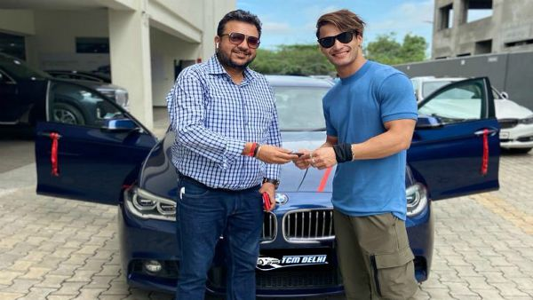 Bigg Boss 13's Asim Riaz Buys His Dream Car BMW 5 Series, Fans Celebrate By Trending Him On Twitter