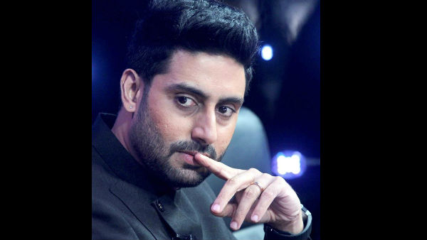 Abhishek Bachchan Doesn't Like His Work; Thinks There's Room For Improvement