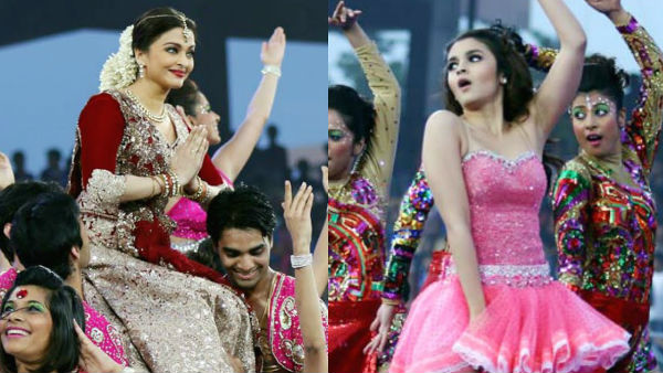 Not Kareena Kapoor Khan, But Aishwarya Rai Bachchan Is The Reason Behind Alia Bhatt's Dancing Skill
