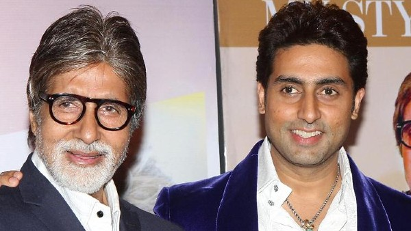 Meanwhile, Celebs Express Their Concern Over Amitabh-Abhishek's Health