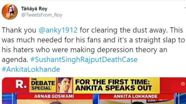 Fans Praise Ankita Lokhande