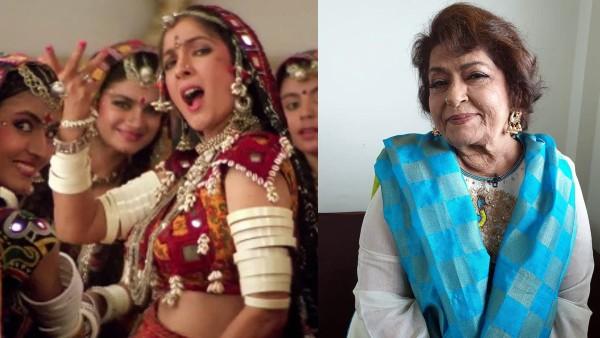 Neena Gupta Recalls Her Experience Working With Saroj Khan