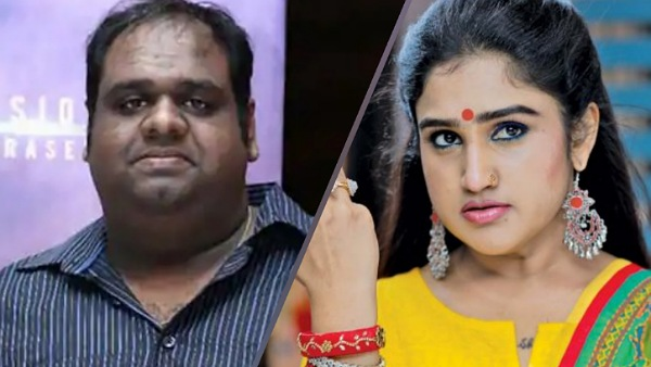 Producer Ravinder Vows To Take Responsibility Of Vanitha Vijaykumar's Daughters' Marriage Expenses
