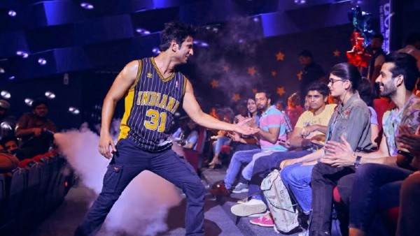 Dil Bechara Title Song: Sushant Singh Rajput Brightens Our Day With One Dance Step At A Time!