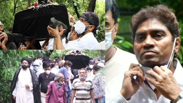 Javed Jaffery, Johnny Lever And Others Bid Adieu To Jagdeep