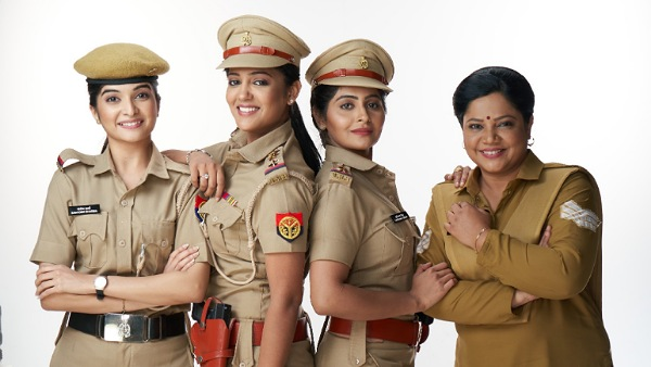 Maddam Sir Cast Salute The Spirit Of Real-Life Policewomen