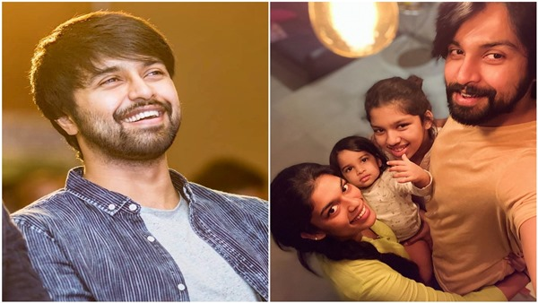 Chiranjeevi's Son-In-Law Kalyaan Dhev Tests Negative For COVID-19; Vijetha Star Shares On Instagram