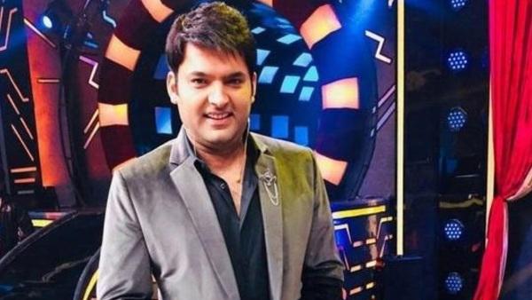 Kapil Sharma Reveals His Son's Name To Neeti Mohan; Says 'We Named Him Trishaan'