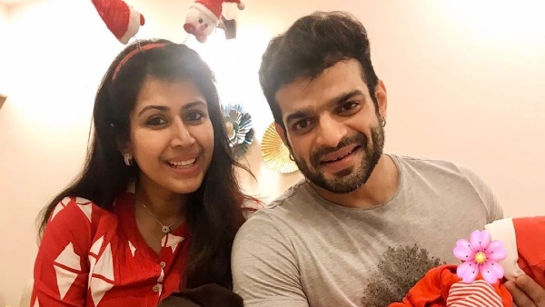 Karan Patel On Wife Ankita's Miscarriage: Luckily For Me, Ankita Was The Stronger One; Solid Hai Woh