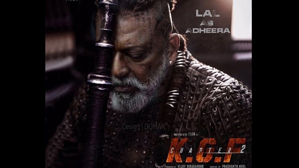 KGF Chapter 2: Makers In Search Of Adheera's Voice?