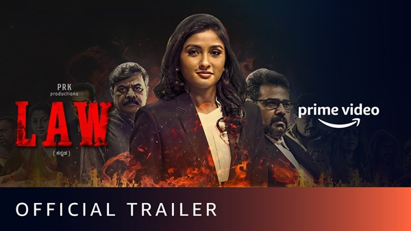 Law Trailer Out! Ragini Prajwal Is All Set To Fight For Justice