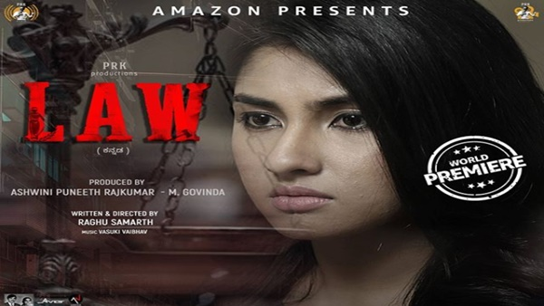 Amazon Prime Video To Release Trailer Of Law Tomorrow!