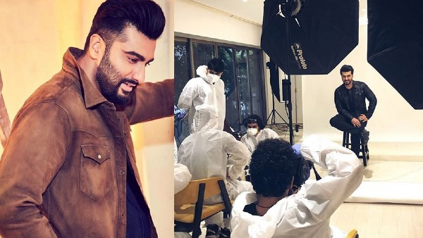 Arjun Kapoor Resumes Work After 4 Months Of Lockdown; Says 'Sab Badal Chuka Hai'