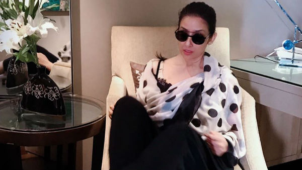 Here's Why Manisha Koirala Is Not Fretting Over The Ongoing Pandemic!