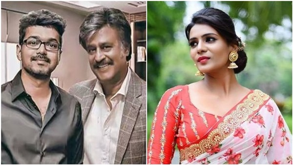 Meera Mitun Says, 'Rajinikanth & Vijay Are Doing The Best To Defame Me'
