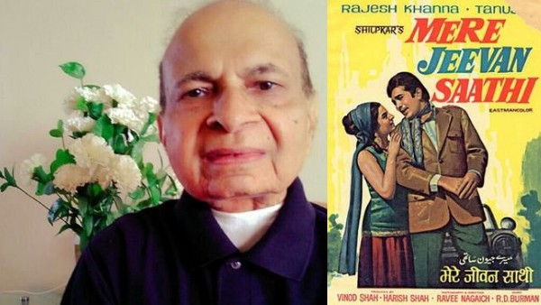 Rajesh Khanna's Mere Jeevan Saathi Producer Harish Shah Passes Away Due To Cancer